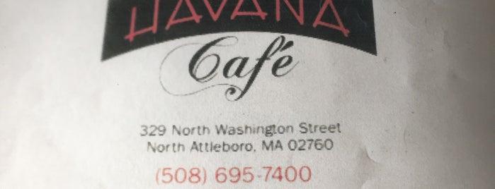 Havana Cafe is one of Yum.