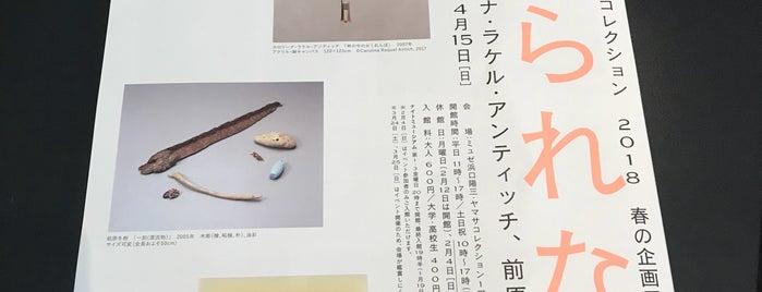 ミュゼ浜口陽三 ヤマサコレクション is one of Jpn_Museums2.