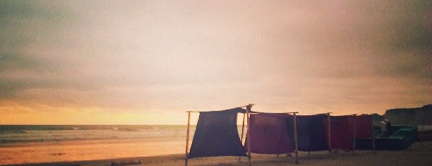 Playa de Canoa is one of Ecuador best spots.