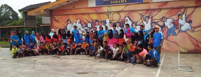 Sekolah Kebangsaan Tengkawan is one of @Hulu Terengganu.