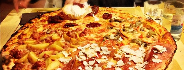 Pizzeria La Pace is one of Food.
