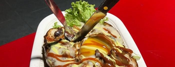 Gambier Burger & Western Food is one of Makan @ Utara #12.
