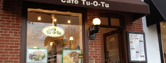 Cafe Tu-O-Tu is one of Tasty Bites and Sips.