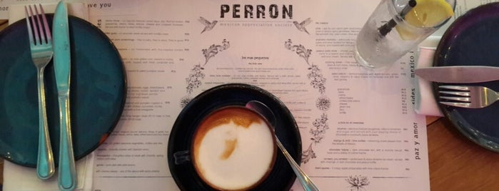 Perron is one of Johannesburg.