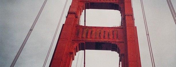 Golden Gate Bridge is one of Bucket List Places.