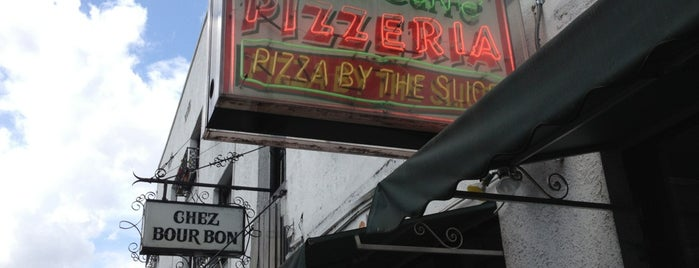 Vieux Carre Pizza is one of The 15 Best Hole in the Wall Places in New Orleans.
