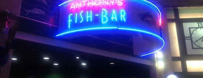 Anthony's Fish Bar is one of Fun day 2.
