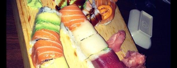 Cherin Sushi is one of Manhattan Haunts.