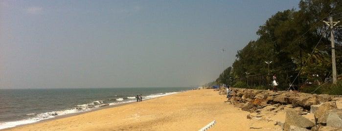 Cherai Beach is one of Guide to Cochin's best spots.