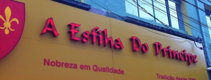 A Esfiha Do Principe is one of Favoritos.