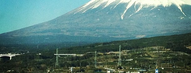 Mt. Fuji is one of etc3.