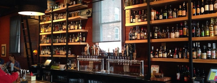 Prohibition Pig is one of Vermont Craft Beer Bars.
