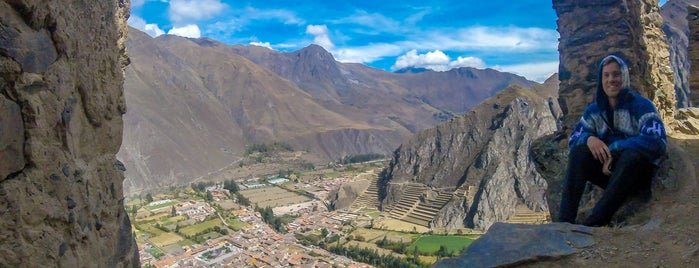 Ollantaytambo - Vale Sagrado Cusco is one of Peru.