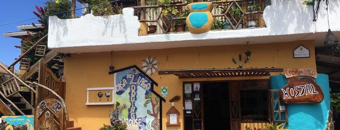 Casa del Lago is one of Ecuador.