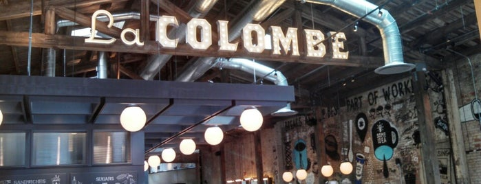 La Colombe Torrefaction is one of The 15 Best Spacious Places in Philadelphia.