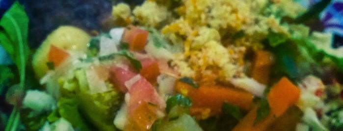 Restaurante Vegetariano is one of Bares & Restaurantes.