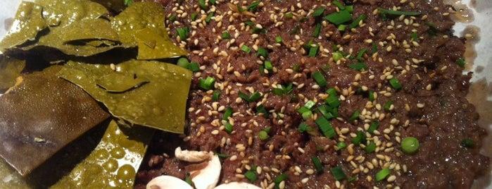 장사랑 is one of Itaewon food.