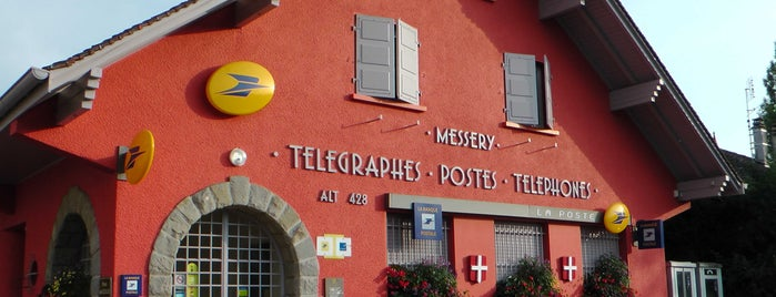 La Poste Messery is one of Messery.