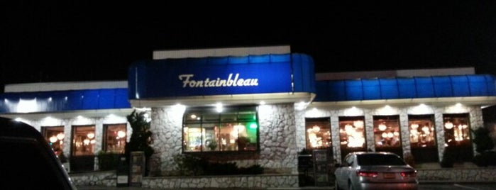 Fountainbleu Diner is one of Diners I want to go.