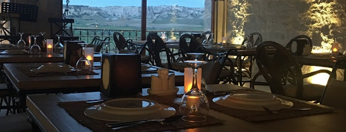 Seyyah Han is one of Where to go in Cappadocia.