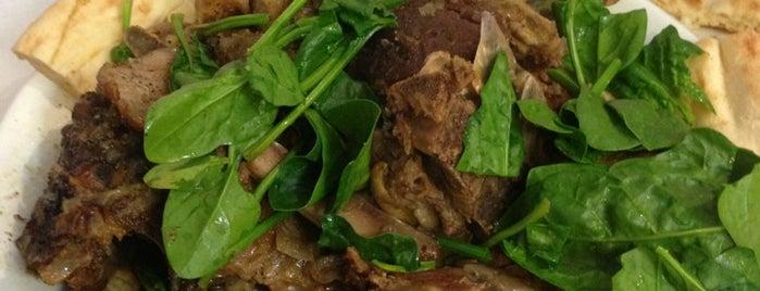 Tangritah Uighur Shish Kebab Restaurant is one of Halal Food.