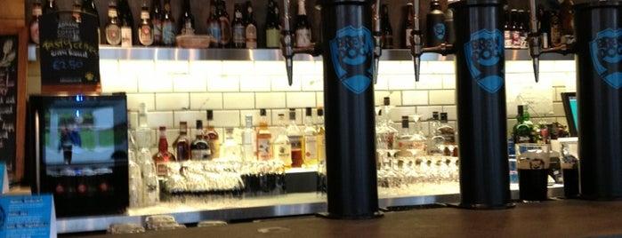 BrewDog Glasgow is one of Quality Pubs.
