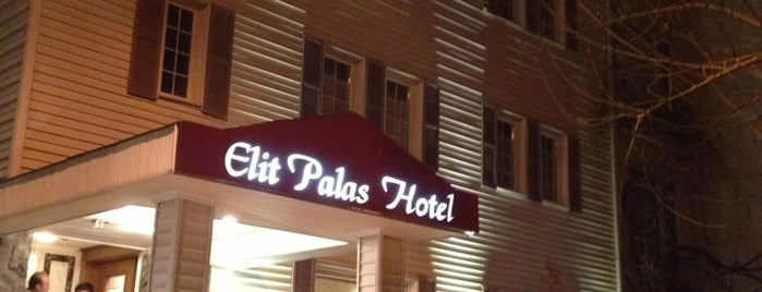 Elit Palas Boutique Hotel is one of Ankara'daki Oteller.