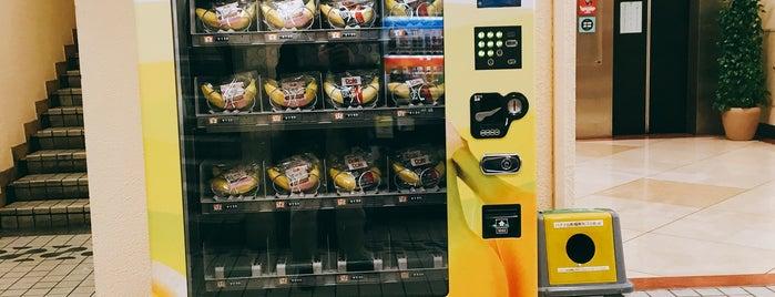 ボビーバナナの自動販売機 is one of Tokyo-Sibya.