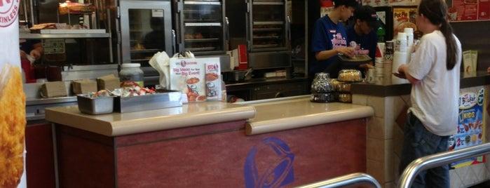 KFC is one of San Francisco.