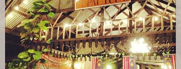 Restoran Tupai-Tupai is one of All-time favorites in Malaysia.