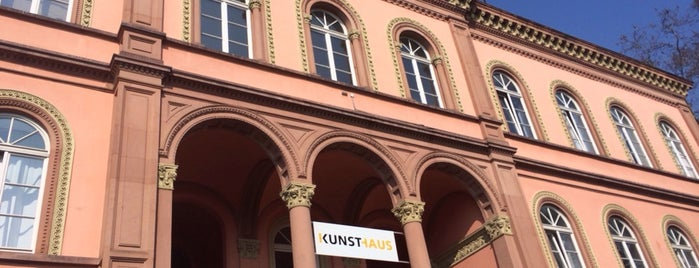 Kunsthaus is one of Mainz♡Wiesbaden.