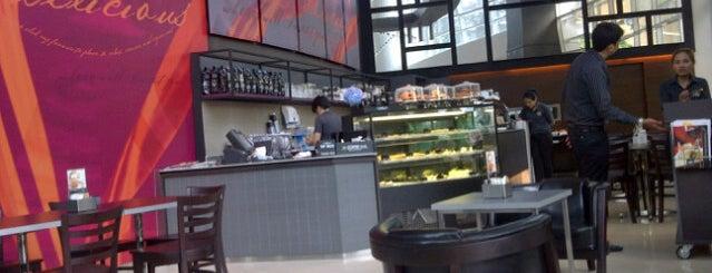 The Coffee Club is one of Bangkok.