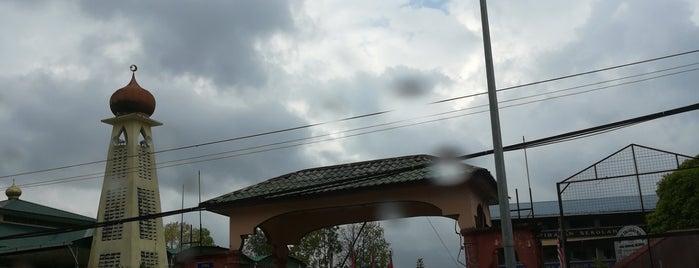 Sekolah Menengah Agama (SMA) Wataniah is one of Learning Centers #2.