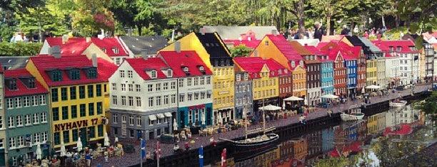 LEGOLAND Billund Resort is one of Europa.