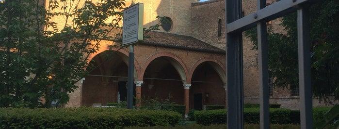 Monastero di Sant'Antonio in Polesine is one of LOCAL.