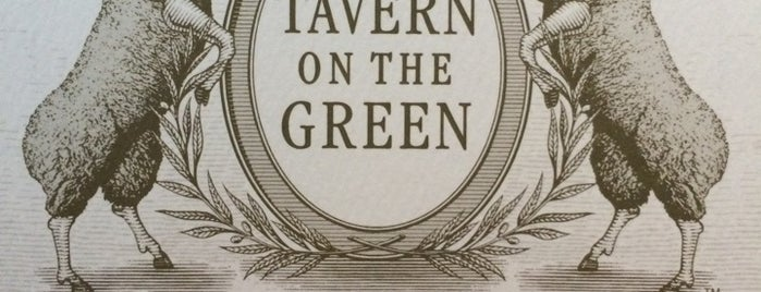 Tavern on the Green is one of To-Do: West Side, Above 14th St..
