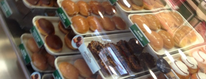 Krispy Kreme Doughnuts is one of Great Places.