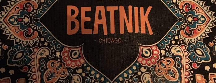 Beatnik is one of To-do eat.