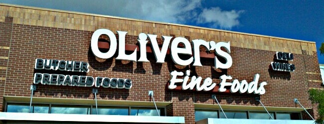 Oliver's Fine Foods is one of Guide to Mansfield's best spots.