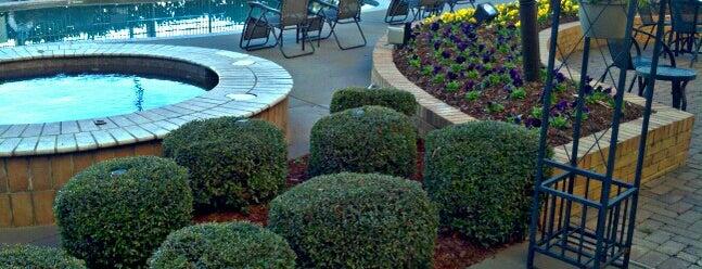 AT&T Wi-Fi Hot Spots- Hilton Garden Inn