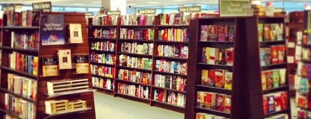 Barnes & Noble is one of New York.