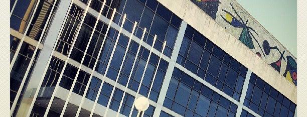 Palacio de Congresos de Madrid is one of Spain.