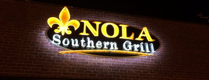 NOLA Southern Grill is one of NOLA.