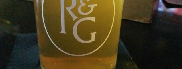 Rust & Gold is one of Get Around in H-TOWN!!.