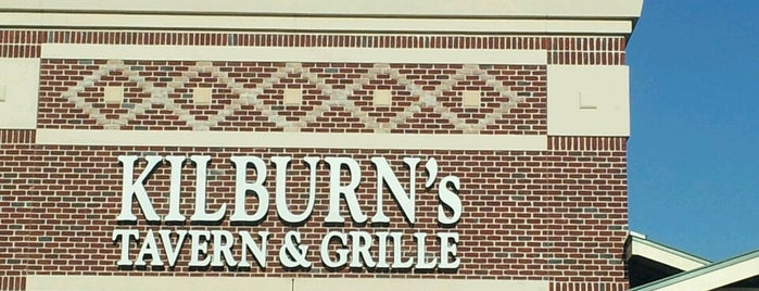 Kilburn's Tavern & Grille is one of houston nothing.