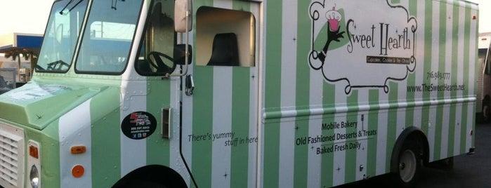 The Sweet Hearth is one of Buffalo, NY Food Trucks.