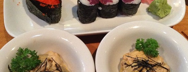 Miyabi Japanese Restaurant is one of Manila + Pasay Eats.