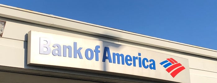 Bank of America is one of Guide to New Port Richey's best spots.