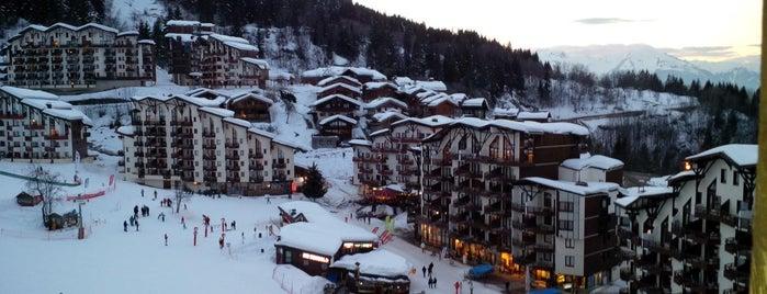 La Tania is one of Stations de ski (France - Alpes).