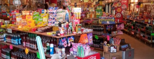Rocket Fizz is one of Places I want to try out II (eateries).